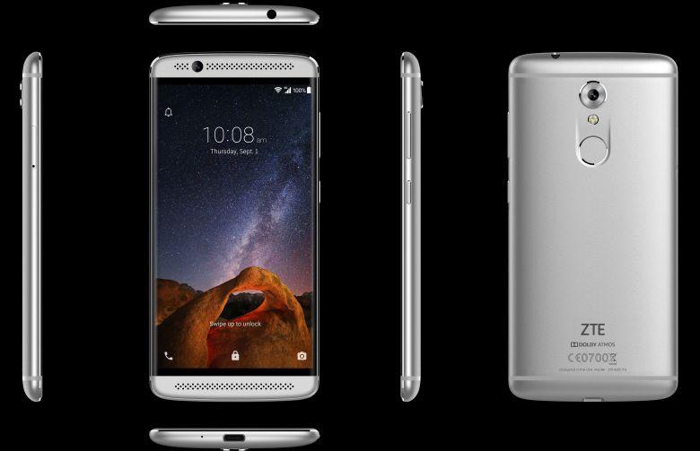 ZTE Axon 7 Mini primeste update la Android Nougat