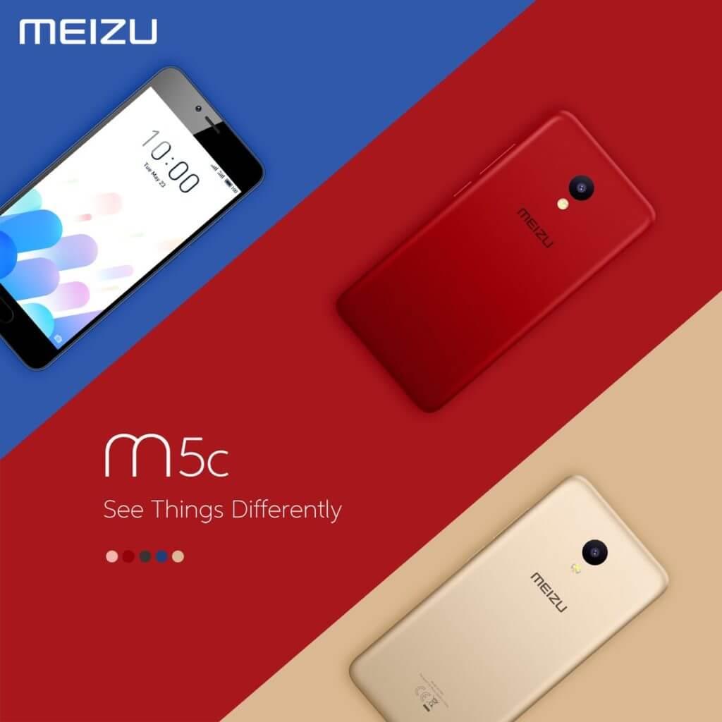 Meizu M5c a fost lansat oficial: detalii, impresii, pret si imagini