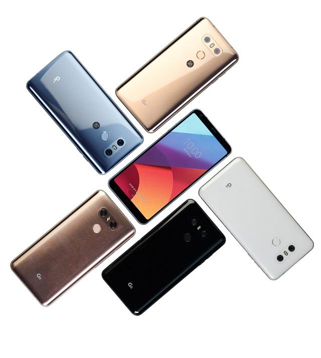 noul LG G6