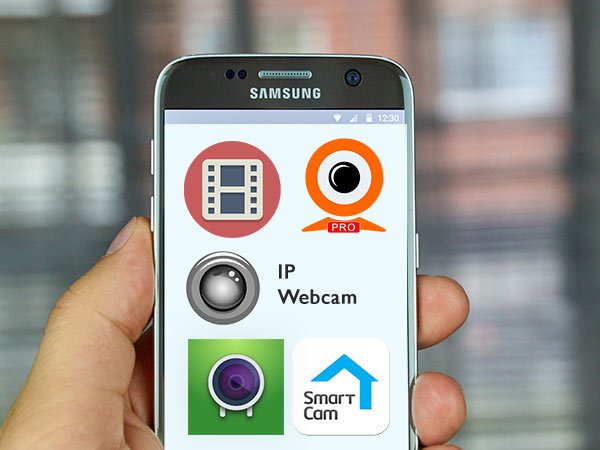 5 aplicatii care iti transforma telefonul intr-un webcam wireless