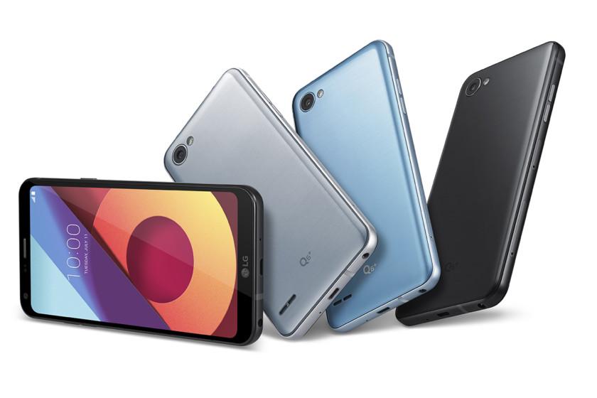 LG Q6, Q6 Plus si Q6a (2)
