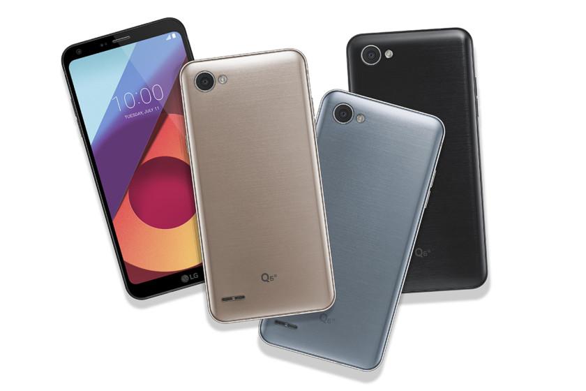 LG Q6, Q6 Plus si Q6a