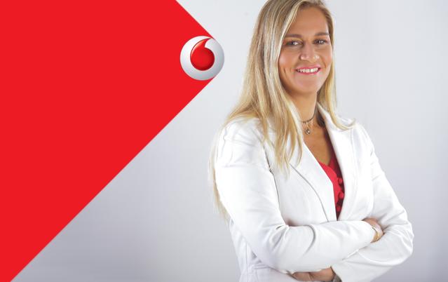 Murielle Lorilloux, noul sef al Vodafone Romania