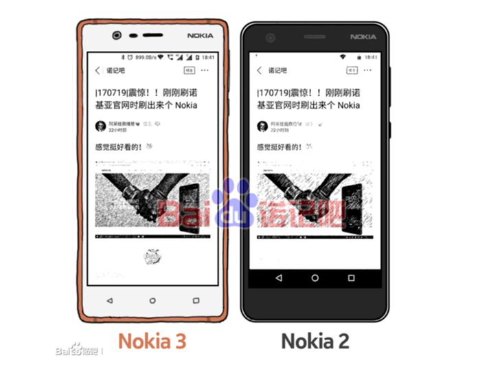 specificatii Nokia 2