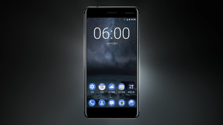 Nokia 8 specificatii