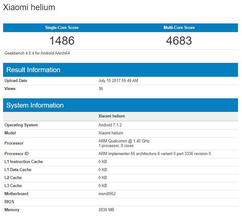 Xiaomi Helium