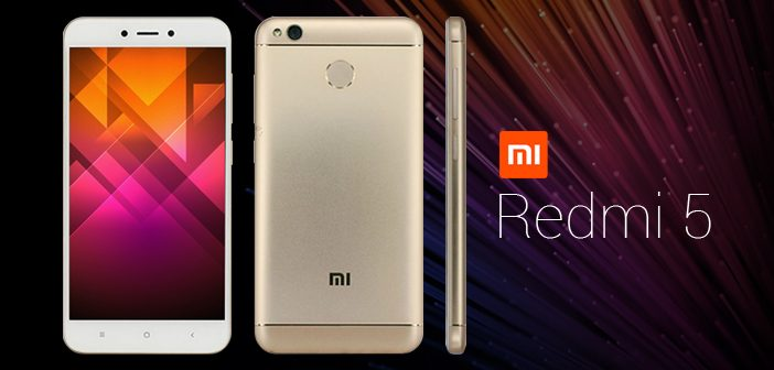 Xiaomi Redmi 5 specificatii posibile