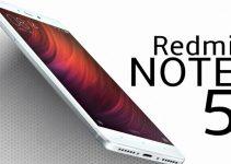Xiaomi Redmi Note 5 speculatii