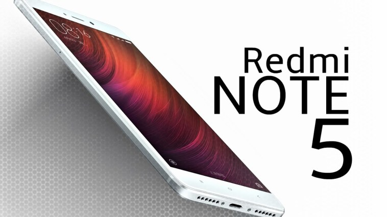 Xiaomi Redmi Note 5 speculatii