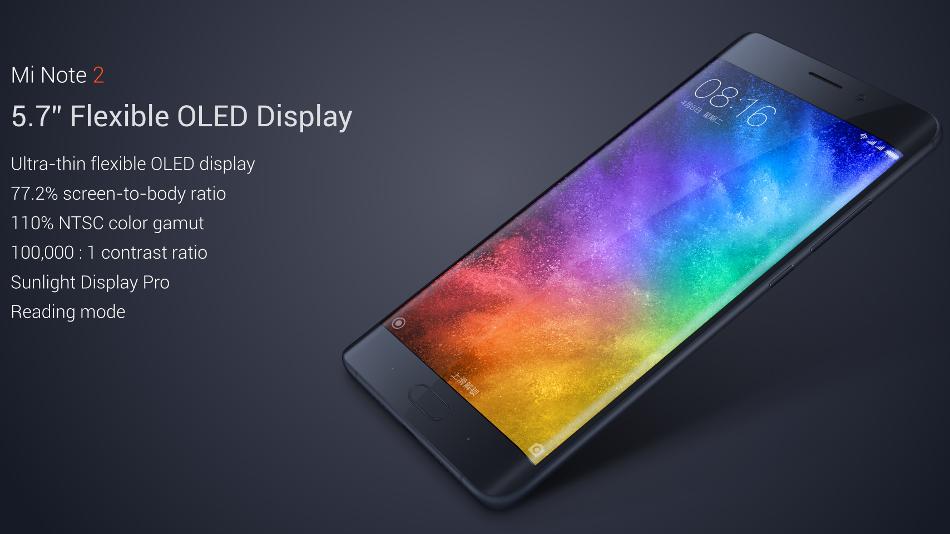 Xiaomi si Samsung au semnat un parteneriat pentru ecranele OLED (2)