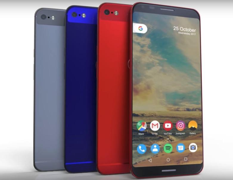 Google Pixel 2 si Pixel 2 XL ar urma sa fie lansate pe 5 octombrie