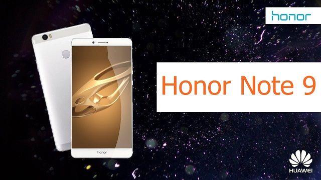 Huawei Honor Note 9 specificatii posibile pentru lansarea din septembrie