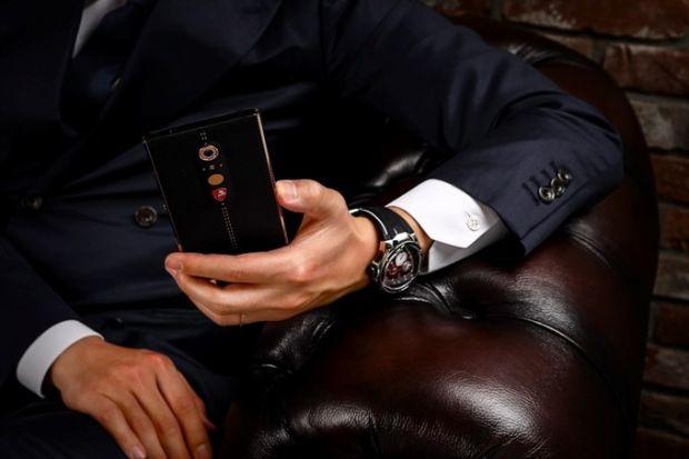 Lamborghini Alpha One » telefon de lux cu pret ametitor