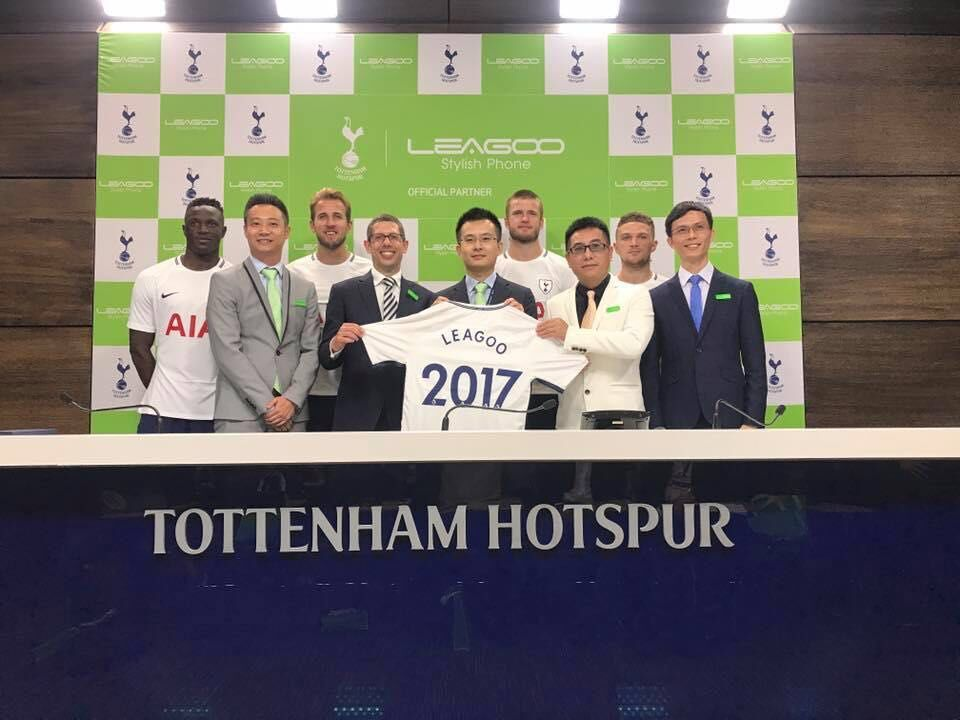 Leagoo - Tottenham Hotspur