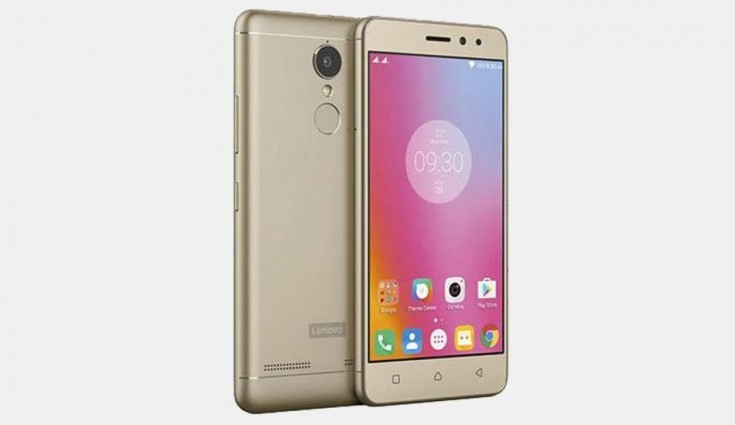 Lenovo K8 Plus  specificatii oficiale conform GeekBench