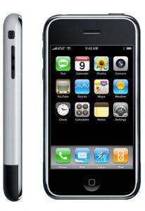Apple iPhone prima generatie