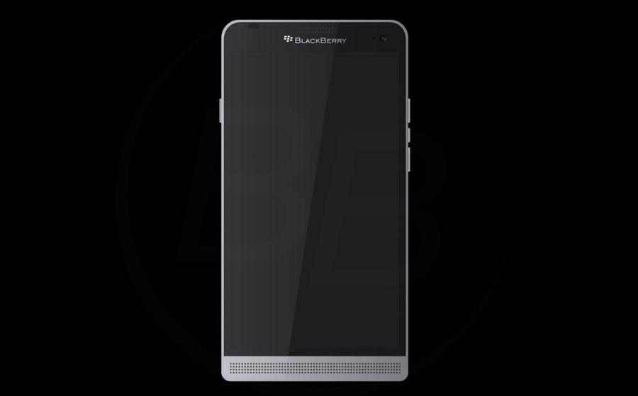 TCL Corporation anunta un nou telefon Blackberry, fara tastatura fizica