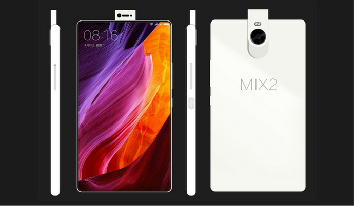 Xiaomi Mi Mix vs Xiaomi Mi Mix 2: ce aduce in plus noul Mi Mix?