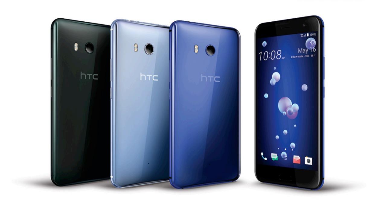 HTC U11 primeste update la Android 8.0 Oreo
