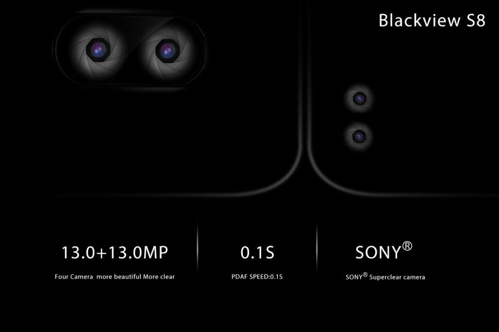 Blackview S8 » inca o clona de Galaxy S8