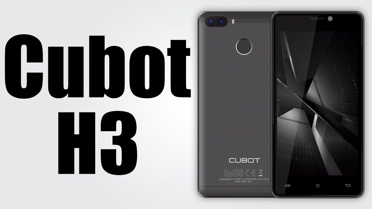 Cubot H3 (2)