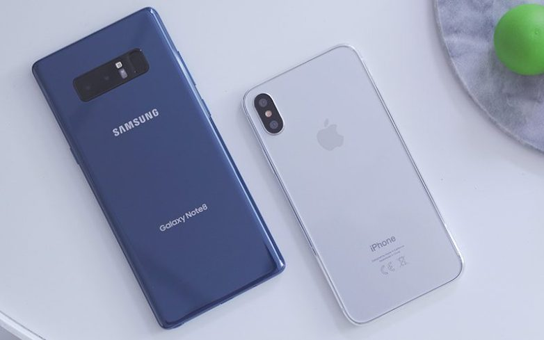 Samsung Galaxy Note 8 vs iPhone 8 Plus (3)
