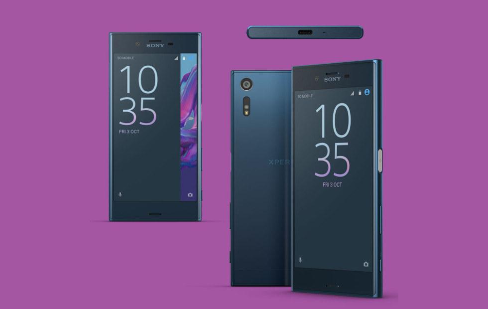 Sony Xperia XZ1 (3)