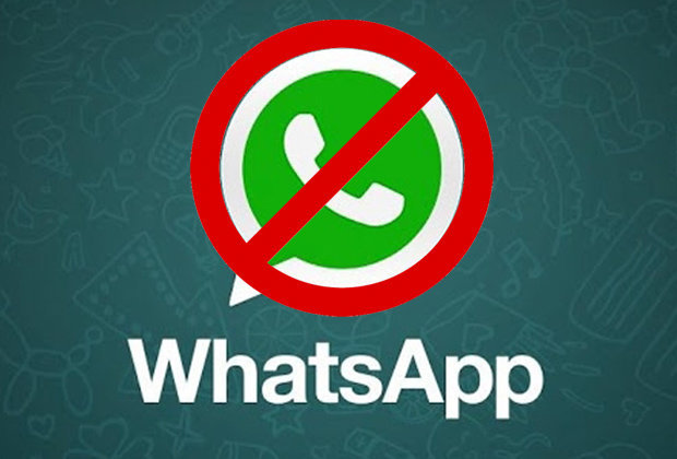 WhatsApp blocata in China