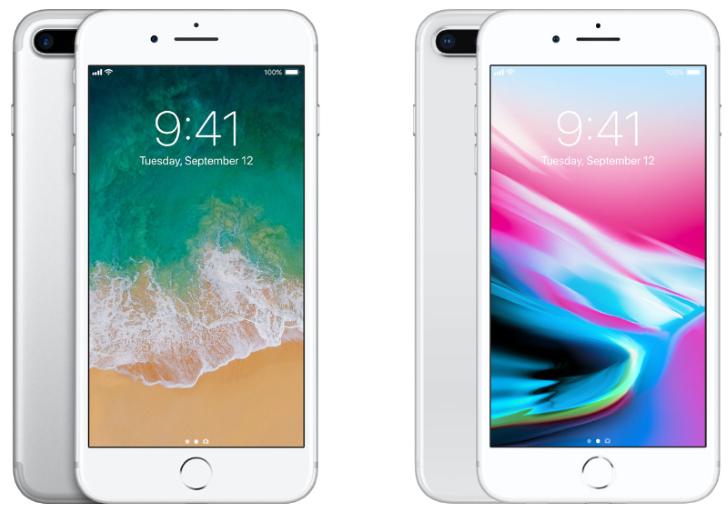 iPhone 8 Plus Vs iPhone 7 Plus: care sunt diferentele