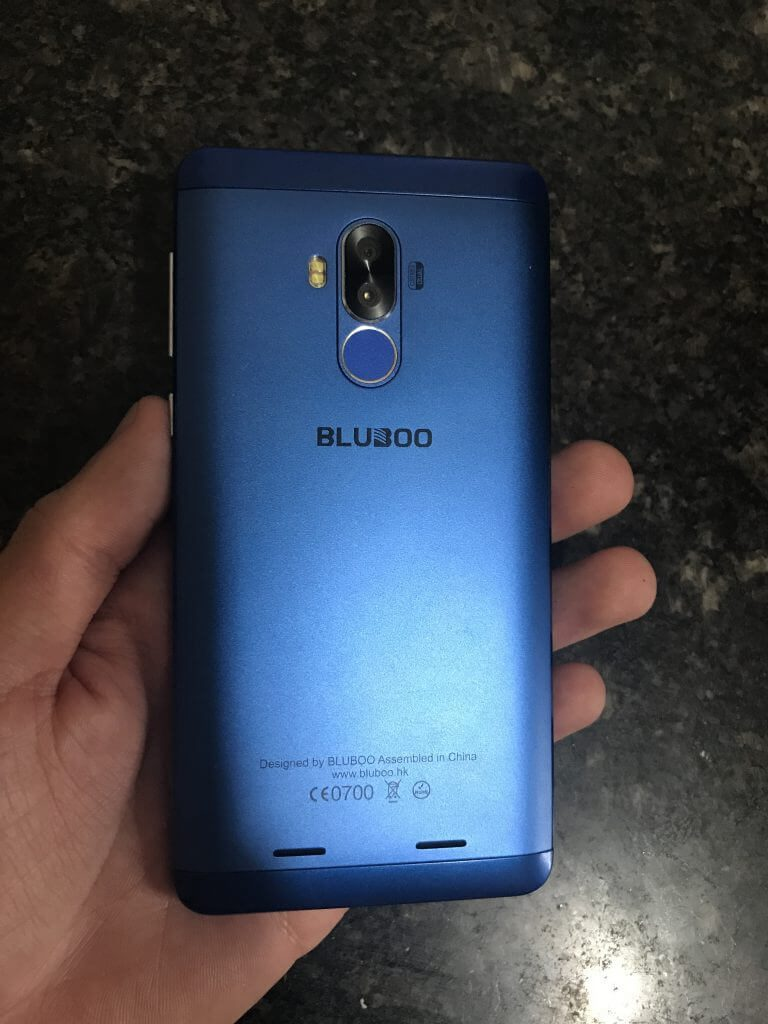 Bluboo D1 review