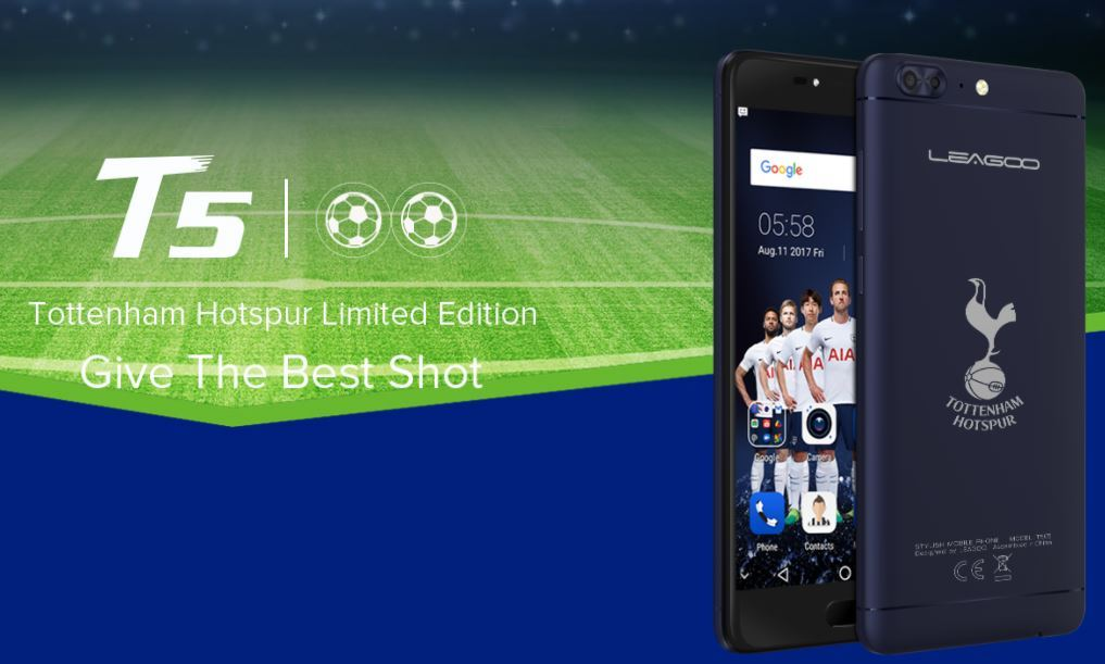 Leagoo T5 Tottenham Limited Edition (4)