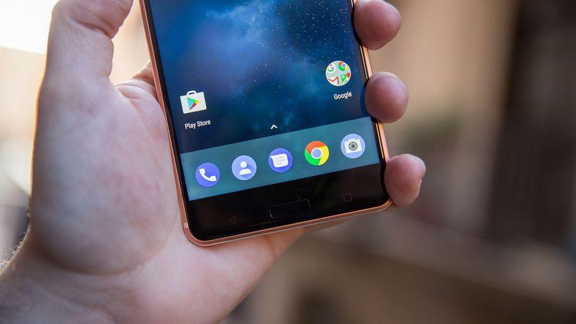 Nokia 6 primeste update la Android 7.1.2 Nougat