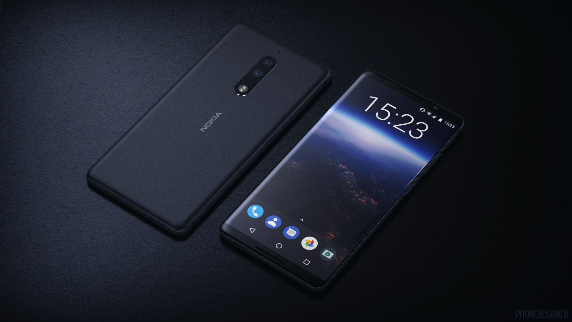 Nokia 9 » imagini noi si alte detalii de prezentare
