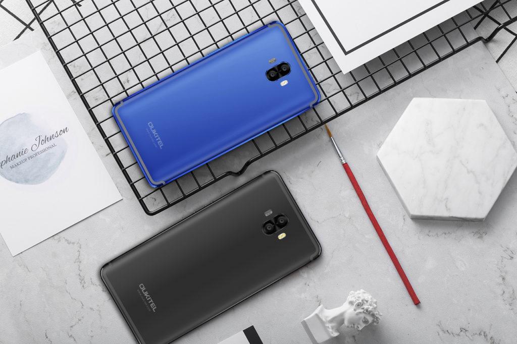 OUKITEL K8000, primul smartphone cu baterie de 8000 mAh