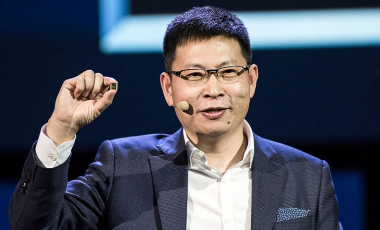 Richard Yu, Huawei CEO