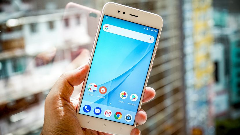 Xiaomi Mi A1 Android One Smartphone