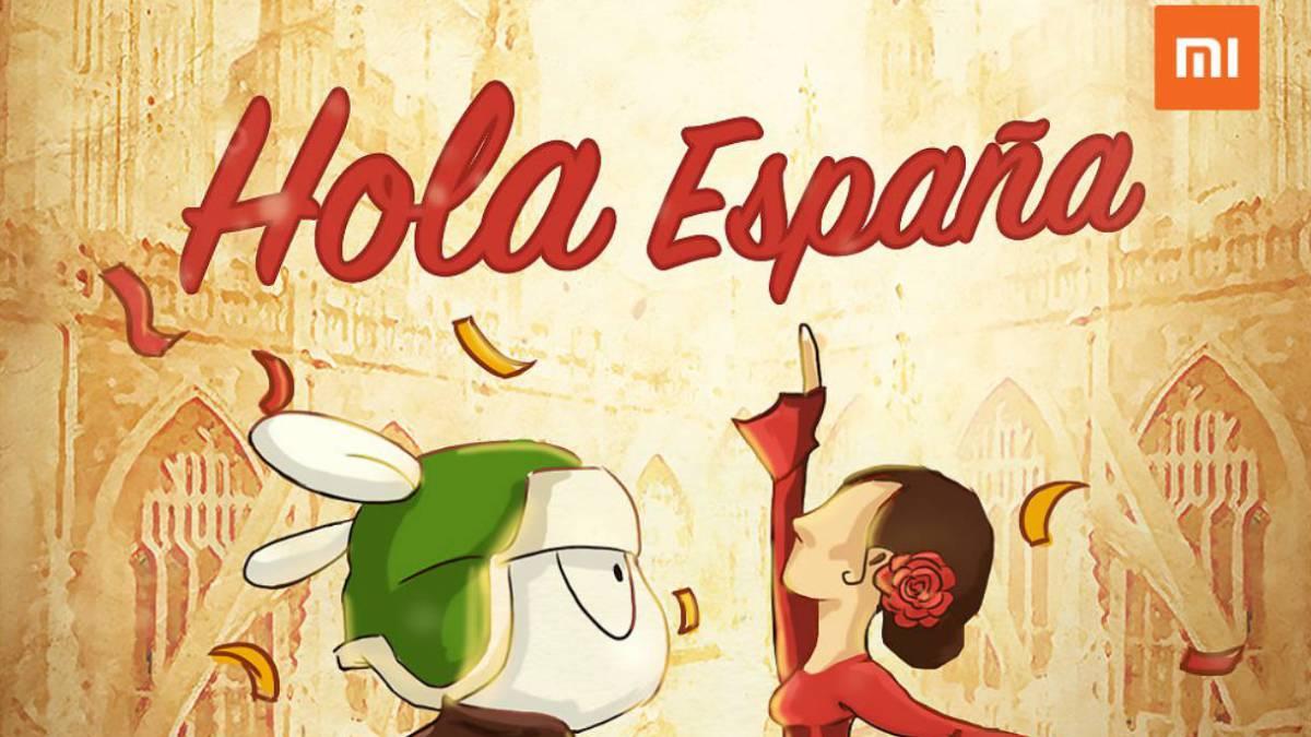 """Compania Xiaomi si-a anuntat intrarea oficiala in Spania: """"¡Hola España!"""""""
