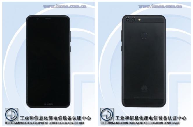 Huawei Enjoy 7S, compania Huawei
