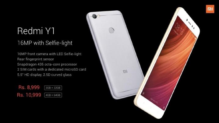 Xiaomi Redmi Y1 (2)