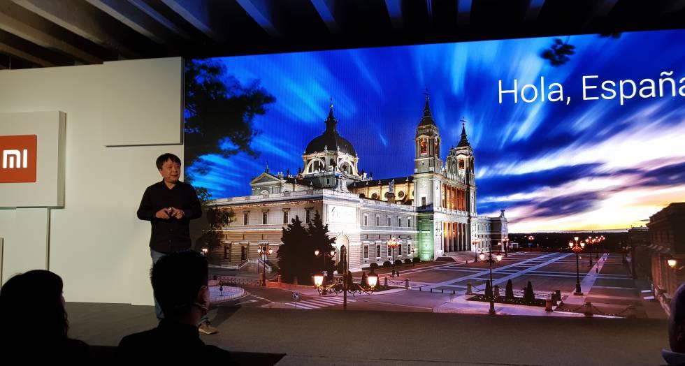 Xiaomi, Spania
