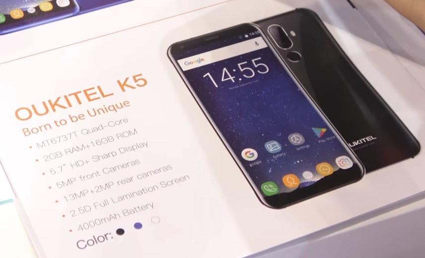 Oukitel K5 (2)