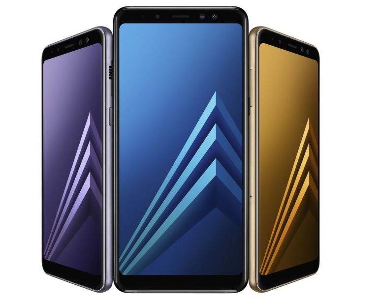 Samsung Galaxy A8 Plus 2018 (1)