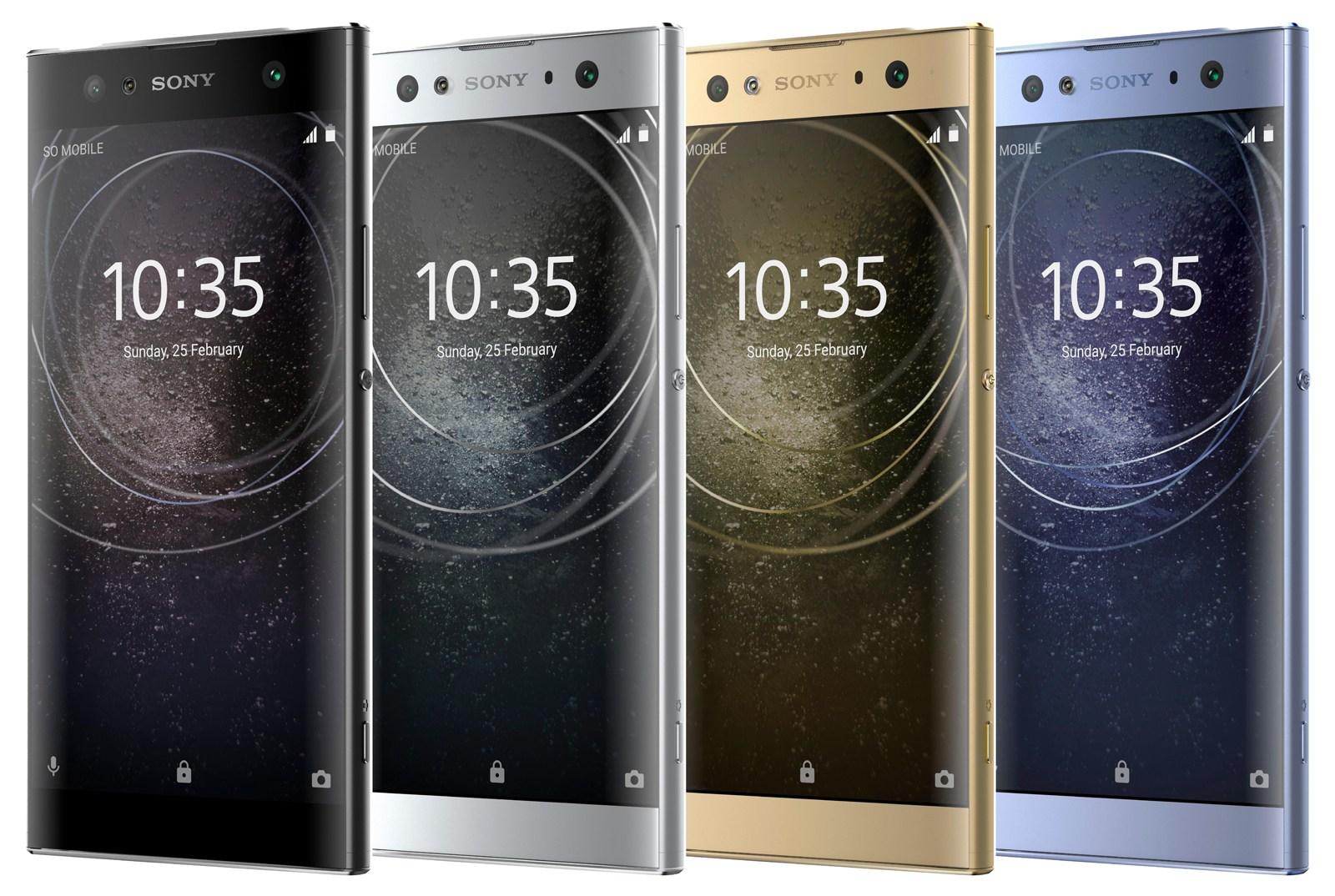 Sony Xperia XA2 Ultra detalii oficiale, specificatii tehnice, pareri