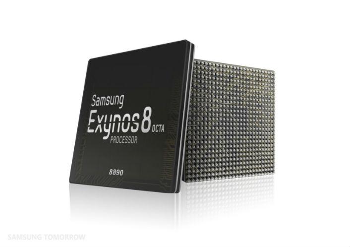 Procesor Exynos 8
