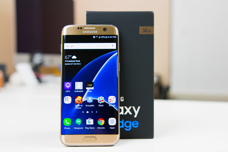 Samsung Galaxy S7 Edge review si specificatii tehnice