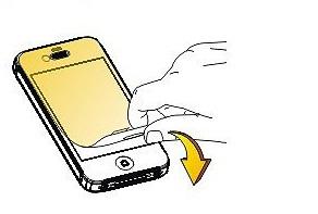 Lipire folie protectie pe telefon - Cum sa | Blog CatMobile.ro