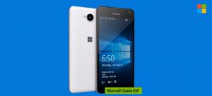 Microsoft Lumia 650 » Windows Mobile smartphone » Aparitie 2016 » Features 3G, 5.0″ OLED capacitive touchscreen, 8 MP camera » Wi-Fi, GPS, Bluetooth.