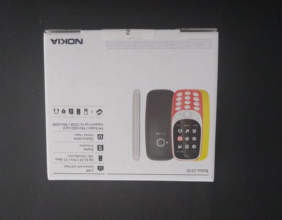 Nokia 3310 (2017) poza 4