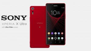 Sony Xperia X Ultra in primele imagini neoficiale