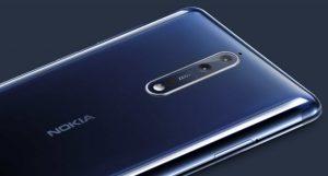 Nokia 8 lansare oficiala